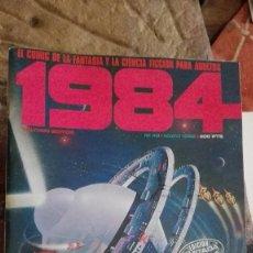 Cómics: LOTE DE 3 NUMEROS 1984. Lote 113576091