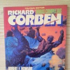 Cómics: OBRAS COMPLETAS 7 - BLOODSTAR - RICHARD CORBEN - 1987. Lote 113703739