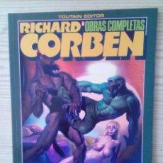 Cómics: OBRAS COMPLETAS 6 - ROWLF Y OTRAS HISTORIAS DE LA EPOCA UNDERGROUND - RICHARD CORBEN - 1986. Lote 113704535