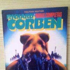 Cómics: OBRAS COMPLETAS 3 - UNDERGROUND - RICHARD CORBEN - 1985. Lote 113706075
