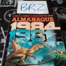 Cómics: ALMANAQUE ESPECIAL 1984 , 1981 TOUTAIN EDITOR. Lote 198610348