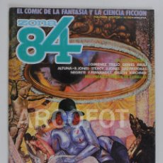 Cómics: ZONA 84 Nº 20 - TOUTAIN EDITOR. Lote 114340311