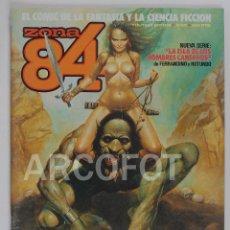 Cómics: ZONA 84 Nº 60 - TOUTAIN EDITOR. Lote 114340375
