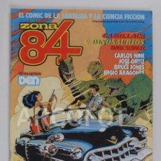 Cómics: ZONA 84 Nº 73 - TOUTAIN EDITOR. Lote 114340427