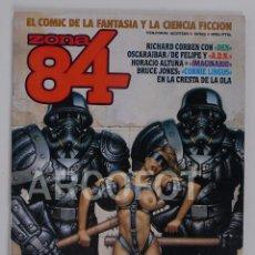 Cómics: ZONA 84 Nº 63 - TOUTAIN EDITOR. Lote 114341403