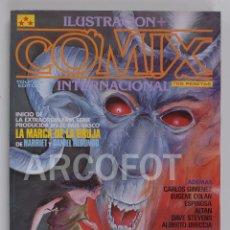 Cómics: COMIX INTERNACIONAL EXTRA 15 - Nº 48 - 49 Y 50 - TOUTAIN EDITOR. Lote 114345115