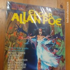 Fumetti: CREEPY RINDE TRIBUTO A EDGAR ALLAN POE - TOUTAIN EDITOR - AÑO 1980.. Lote 114466139