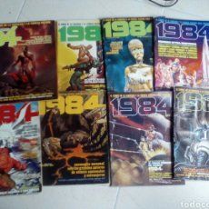 Cómics: LOTE DE 8 CÓMICS DE 1984. TOUTAIN.. Lote 114531158