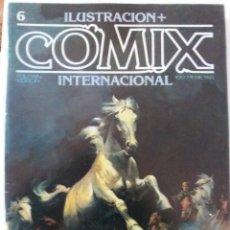 Cómics: COMIX INTERNACIONAL, NºS. 6, 7, 8, 9, TOUTAIN EDITOR. Lote 114893007