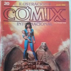 Cómics: COMIX INTERNACIONAL, NºS.20, 21, 22, 23, 24, TOUTAIN EDITOR. Lote 114893119