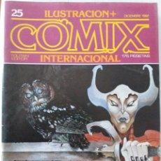 Cómics: COMIX INTERNACIONAL, NºS.25, 26, 27, 28, 30, TOUTAIN EDITOR. Lote 114893223
