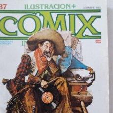 Cómics: COMIX INTERNACIONAL, NºS.37, 57, 58, 60 TOUTAIN EDITOR. Lote 114893415