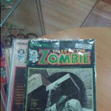 Cómics: ESCALOFRIO TALES OF THE ZOMBIE (COLECCION COMPLETA Y EN BUEN ESTADO). Lote 115209023