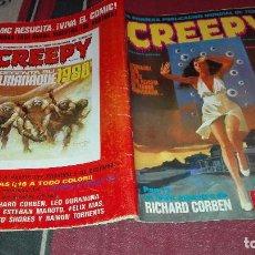 Cómics: CREEPY Nº8 CON LA OBRA MAESTRA DE RICHARD CORBEN- BLOODSTAR. Lote 115278335