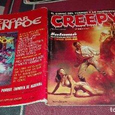 Cómics: CREEPY Nº18 CON ESTEBAN MAROTO SALOME. Lote 115278835