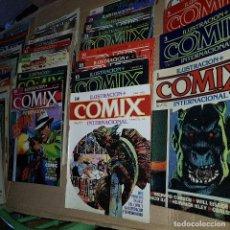 Cómics: COMIX LOTE 35 NUMEROD. Lote 115372995