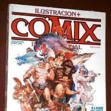 Cómics: COMIX INTERNACIONAL EXTRA Nº 20 / 63-64-65 DE TOUTAIN EDITOR EN BARCELONA 1986. Lote 115415903