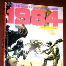 Cómics: ANTOLOGÍA 1984 EXTRA Nº 58-60 DE TOUTAIN EDITOR EN BARCELONA 1983. Lote 115416723