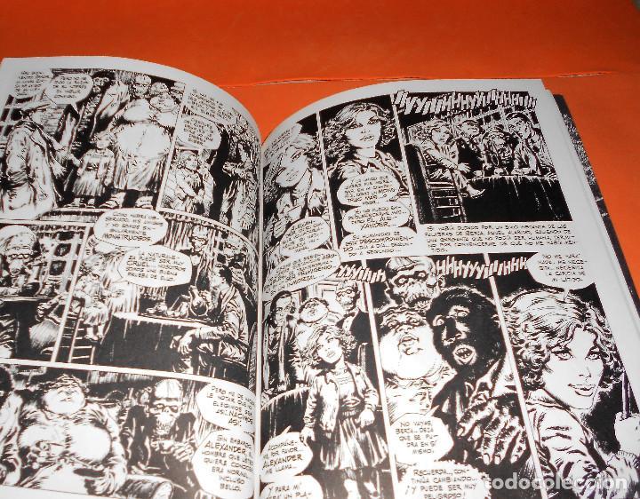 Cómics: EL OTRO NECRONOMICÓN (Antonio Segura / Brocal Remohí) 1992. PRÓLOGO ALBERTO BRECCIA. IMPECABLE - Foto 5 - 115561283