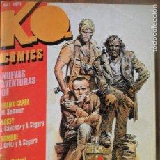 Cómics: K.O. COMICS Nº 1 - - TOUTAIN . Lote 115701847
