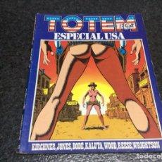 Cómics: TOTEM EXTRA Nº 13 ESPECIAL USA. Lote 115711199