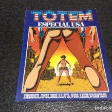 Cómics: TOTEM EXTRA Nº 13 ESPECIAL USA. Lote 115720915