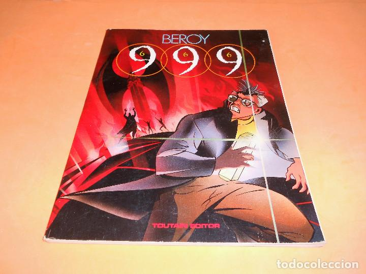 Cómics: BEROY 999. EDICION 1988. ESTADO NORMAL. TOUTAIN. - Foto 1 - 115798187