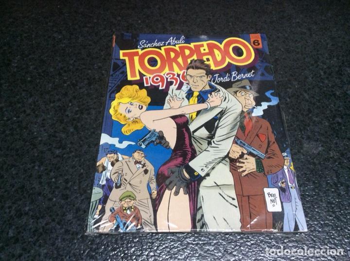 TORPEDO - 1936 - TOMO Nº 6 / AUTORES : JORDI BERNET - SANCHEZ ABULI (Tebeos y Comics - Toutain - Álbumes)