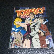 Cómics: TORPEDO - 1936 - TOMO Nº 6 / AUTORES : JORDI BERNET - SANCHEZ ABULI. Lote 147030476
