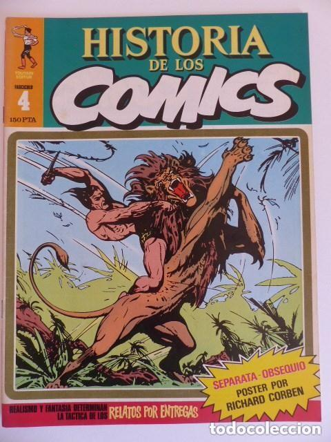 HISTORIA DEL COMIC TOUTAIN / JAVIER COMA - COMPLETA - STOCK LIBRERIA - IMPECABLE ESTADO (Tebeos y Comics - Toutain - Obras Completas)