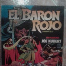 Cómics: EL BARON ROJO: JOE KUBERT: TOUTAIN. Lote 116802103
