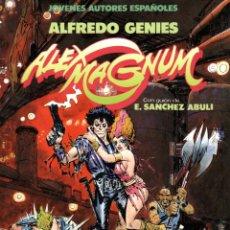 Comics: ALEX MAGNUM, DE GENIES Y ABULÍ (TOUTAIN, 1986). Lote 116850711
