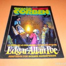 Cómics: RICHARD CORBEN - EDGAR ALLAN POE - TOUTAIN - OBRAS COMPLETAS 4. BUEN ESTADO. Lote 116904491