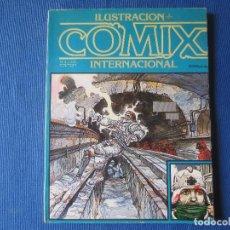 Cómics: COMIX INTERNATIONAL - EXTRA Nº 1 - ¿DEFECTUOSO? - ¿ERROR DE IMPRENTA?. Lote 117010679