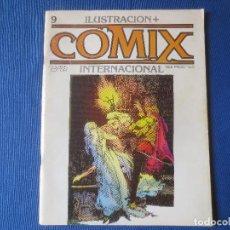 Cómics: COMIX INTERNACIONAL Nº 9 - TOUTAIN 1981. Lote 117011863