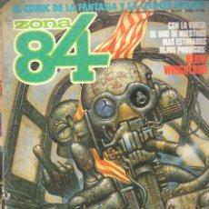Cómics: ZONA 84 Nº 41. Lote 117785647