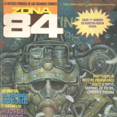 Cómics: ZONA 84 Nº 84. Lote 117785891