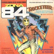 Cómics: ZONA 84 Nº 88. Lote 117786023
