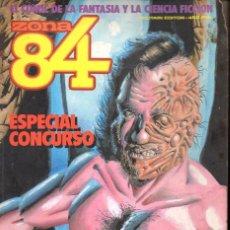 Cómics: ZONA 84 - TOTEM ESPECIAL CONCURSO. Lote 117786355