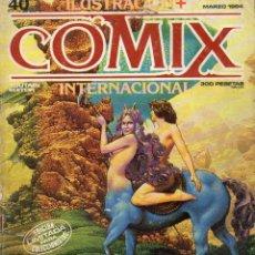 Cómics: COMIX INTERNACIONAL Nº 40. Lote 118038199