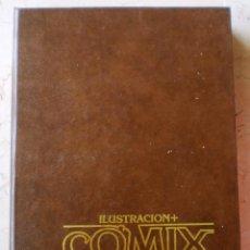 Cómics: COMIX INTERNACIONAL - TOMO I NUMEROS 1 AL 6 - TOUTAIN. Lote 118102911