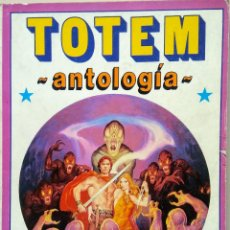 Cómics: TOTEM ANTOLOGIA 300 PAGINAS. Lote 118107975