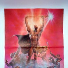 Cómics: POSTER HEAVY METAL (RICHARD CORBEN) TOUTAIN, 1982. 41X53 CM. Lote 118373534