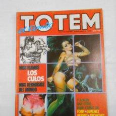 Cómics: TOTEM EL COMIX. TOUTAIN EDITOR. NUEVA EPOCA. Nº 21. TDKC34. Lote 118379155