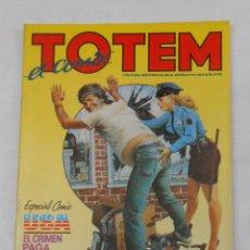 Cómics: TOTEM EL COMIX. TOUTAIN EDITOR. NUEVA EPOCA. Nº 19. TDKC34. Lote 118379335