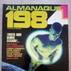 Cómics: 1984 ALMANAQUE. Lote 118536166