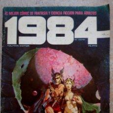 Cómics: 1984 #8 MÁS ALLÁ DEL HORIZONTE. Lote 118540846