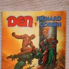 Cómics: DEN 1 (RICHARD CORBEN) TOUTAIN - C27. Lote 155150765
