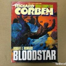 Cómics: BLOODSTAR (RICHARD CORBEN) OBRAS COMPLETAS Nº 7 - TOUTAIN - NUEVO PRECINTADO SIN ABRIR - C27. Lote 118574835
