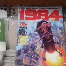 Cómics: 1984 - EL MEJOR COMIC DE FANTASIA Y CIENCIA FICCION 6 EXTRA. Lote 118616255
